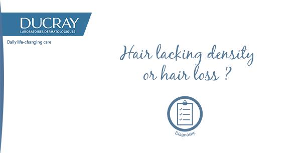 Hair aging diagnosis