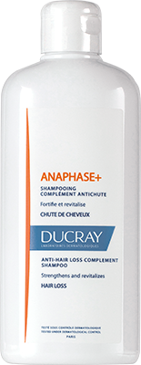 Anaphase + Anti-hair loss complement shampoo 400ml