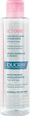 Ictyane Moisturizing micellar water 200ml