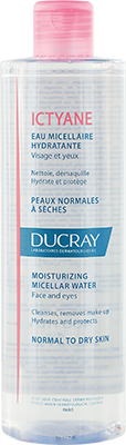 Ictyane Moisturizing micellar water 400ml