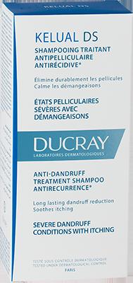 Kelual DS Shampoo - Box