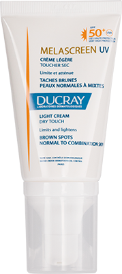 Melascreen Light cream SPF 50+ UVA