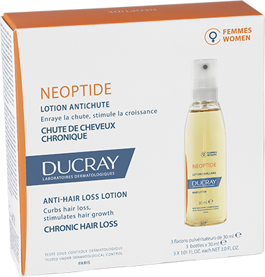 Neoptide Anti-hair loss lotion for women - Box