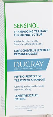 Sensinol Physio-protective shampoo - Box