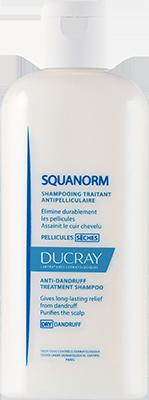 SQUANORM Anti-dandruff treatment shampoo - Dry dandruff