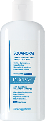 SQUANORM Anti-dandruff treatment shampoo - Oily dandruff