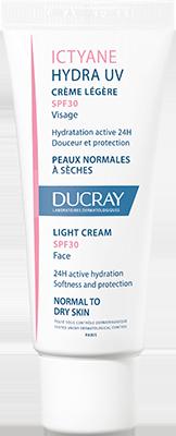 ICTYANE HYDRA UV Light face cream