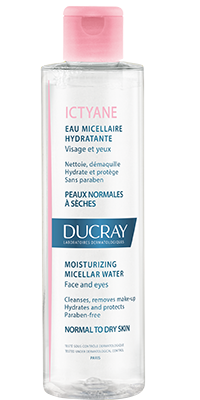 ICTYANE EAU MICELLAIRE HYDRATANTE PM