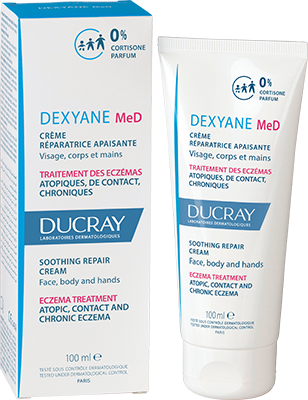 Dexyane mod atopisk hud og kløende hud