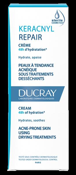 Keracnyl repair fugtkompenserende creme til hud i aknebehandling