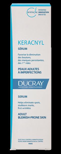 Keracnyl serum til fedtet og uren hud