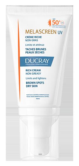 Melascreen UV Rich cream SPF50+ mod pigmentforandringer