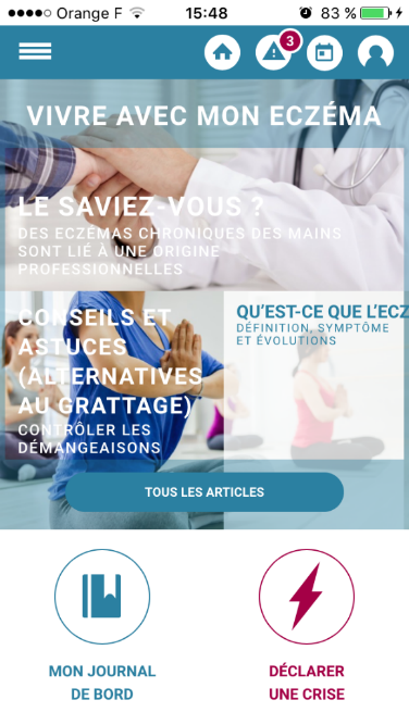 application-dermocontrol-acces-journal-de-bord
