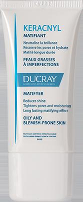 ducray peau grasse