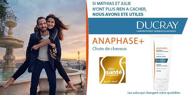Anaphase+ shampoing remporte le Prix Santé Magazine 2018