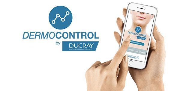 Dermocontrol by Ducray : L'application pour mieux vivre avec l'eczéma