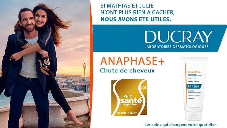 Anaphase + Prix Santé Magazine 2018