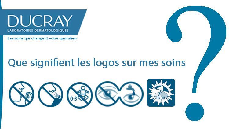 Que signifient les logos sur mes soins ?
