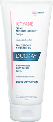 Tube Creme Corps Ictyane 200ml