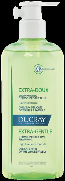 Extra Delicato Shampoo dermoprotettivo uso frequente 400ml | Ducray