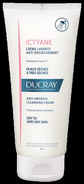 Ictyane Crema detergente delicata 200ml | Ducray