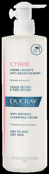 Ictyane Crema detergente delicata 400ml | Ducray