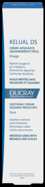 Confezione Kelual DS Crema Lenitiva Squamo-riduttrice | Ducray