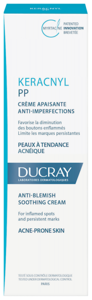 Confezione Keracnyl PP Crema lenitiva anti-imperfezioni | Ducray