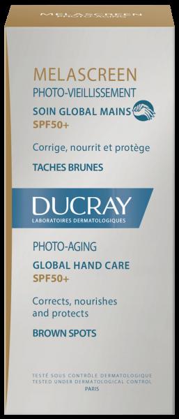 Confezione Melascreen Foto-invecchiamento trattamento completo mani protezione molto alta | Ducray