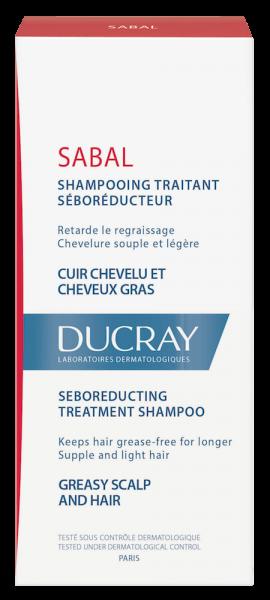 Confezione Sabal Shampoo trattante sebo-normalizzante | Ducray