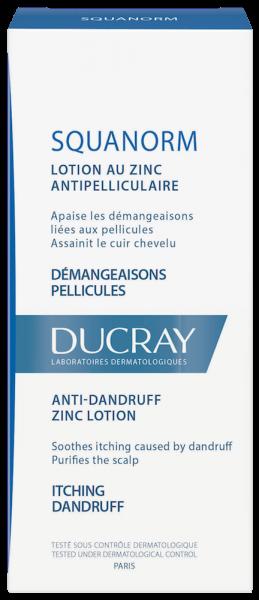 Confezione SQUANORM Lozione antiforfora allo zinco | Ducray