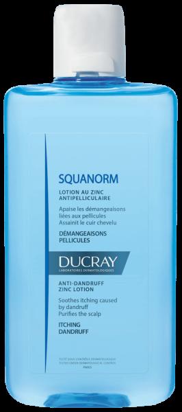 SQUANORM Lozione antiforfora allo zinco | Ducray