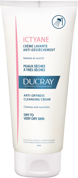 Ducray Ictyane Crème Lavante