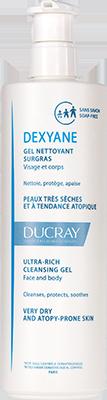 ducray_dexyane_gel_nettoyant_surgras_400ml_peaux_tres_seches_demangeaisons