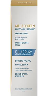 melascreen photaging serum etui
